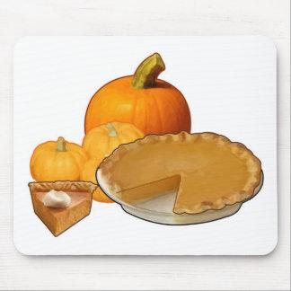 Acción de gracias mouse pad