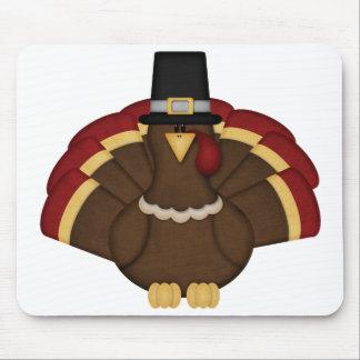 Acción de gracias Turquía Alfombrillas De Raton