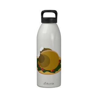 Acción de gracias Turquía Botellas De Beber