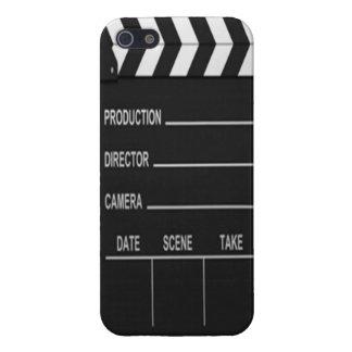 Acción de la cámara de las luces - caso del iPhone iPhone 5 Funda
