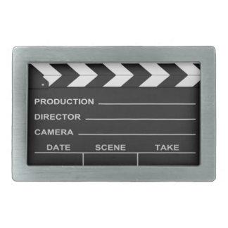 Acción de la cámara de las luces - hebilla del cin hebilla cinturón rectangular