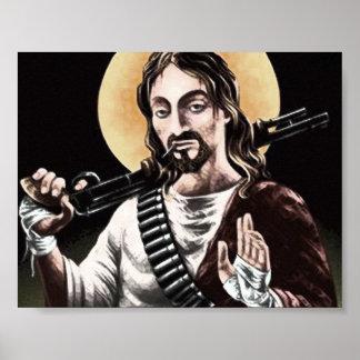 Acción Jesús Póster