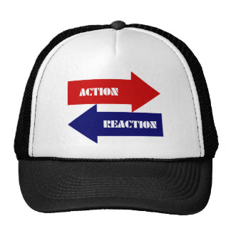 Acción-Reacción Gorras