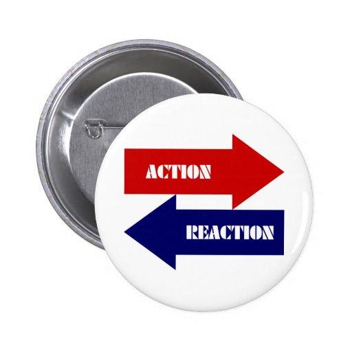 Acción-Reacción Pins