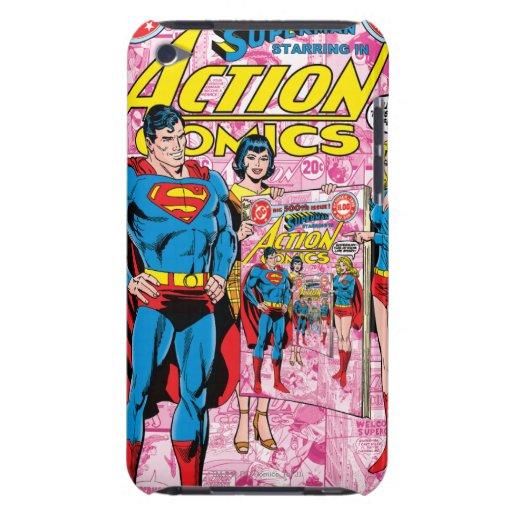 Acción tebeos #500 octubre de 1979 iPod touch funda