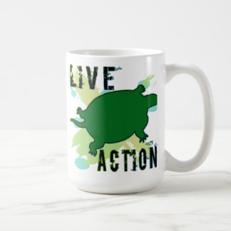 Acción viva tazas