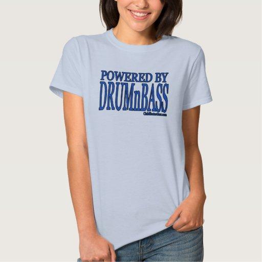 accionado por DRUMnBASS T Shirts