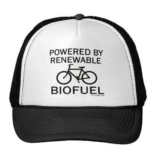 Accionado por el combustible biológico renovable gorro de camionero