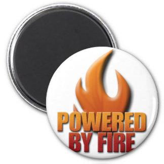 Accionado por el fuego imán redondo 5 cm