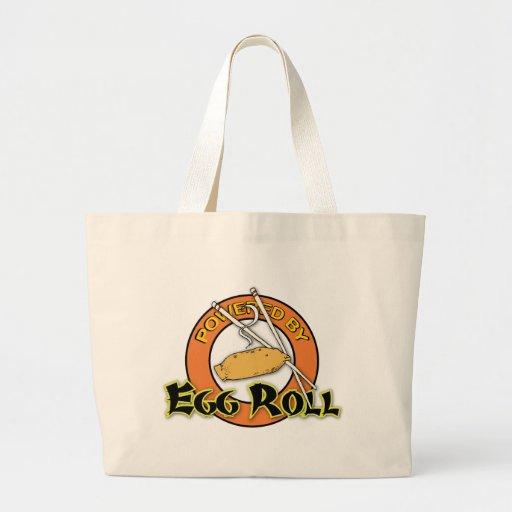 Accionado por el rollo de huevo bolsa