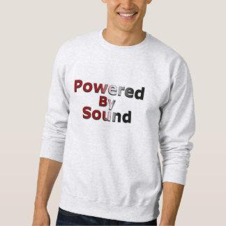 Accionado por el sonido suéter