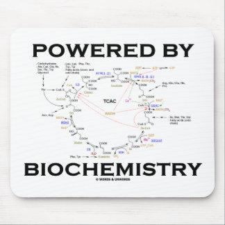Accionado por la bioquímica (ciclo de Krebs) Alfombrillas De Ratón