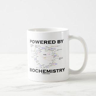 Accionado por la bioquímica (ciclo de Krebs) Taza De Café