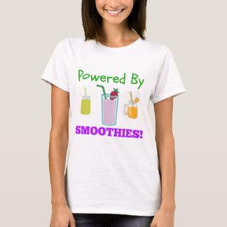 Accionado por la camisa de los Smoothies