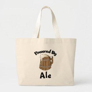 Accionado por la cerveza inglesa bolsas