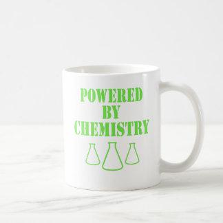 Accionado por la taza de la química