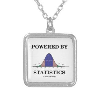 Accionado por las estadísticas (humor de la curva colgante cuadrado