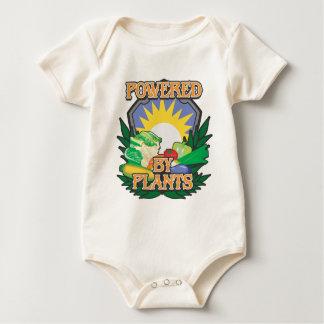 Accionado por las plantas mameluco de bebé