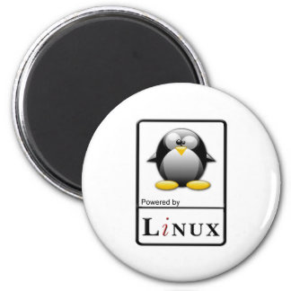 Accionado por Linux Imán Redondo 5 Cm