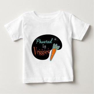 Accionado por los Veggies Tee Shirts