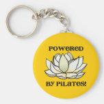 Accionado por Pilates Lotus Llavero