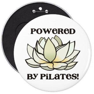 Accionado por Pilates Lotus Pin