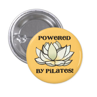 Accionado por Pilates Lotus Pin Redondo De 1 Pulgada