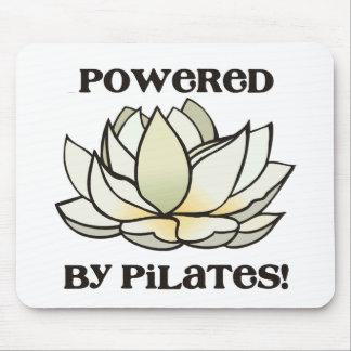 Accionado por Pilates Lotus Tapete De Ratón