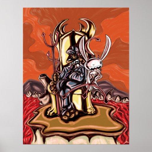 Accionistas del infierno posters