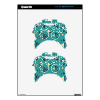 Acclaimed Exciting Giving Accomplishment Xbox 360 Controller Decal