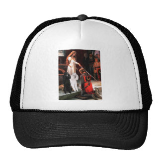 Accolade - Poodle TWO Standard Mesh Hat