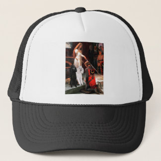 Accolade - Poodle (TWO Standard) Trucker Hat