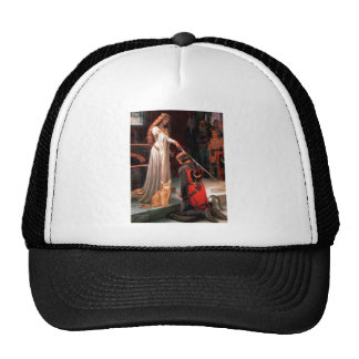 Accolade - Red Abyssinian Trucker Hats