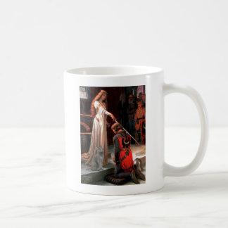 Accolade - Russian Blue cat Coffee Mug