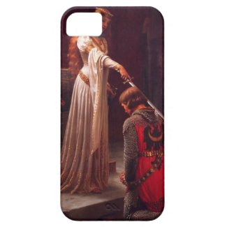 Accolade - The Knight Iphone 5 Case