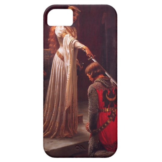 Accolade - The Knight iPhone SE/5/5s Case