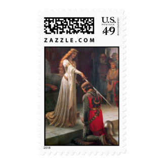 Accolade-The Knight Stamps