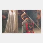 Accolade - The Knight Sticker