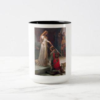 Accolade - The Knight Two-Tone Coffee Mug