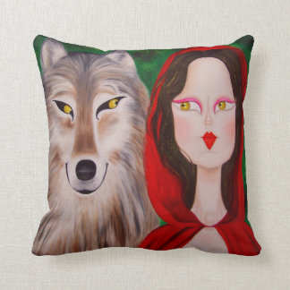 Accomplices pillow