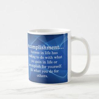 Accomplish Coffee Mug
