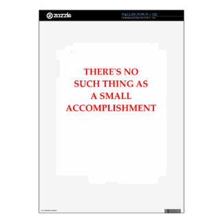 ACCOMPLISH SKINS FOR THE iPad 2