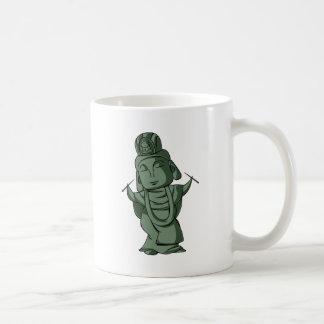 Accomplishing pulling out English story Sugamo Coffee Mug