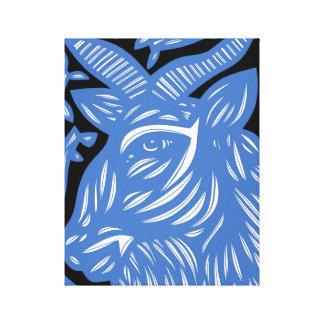 Accomplishment Pro-Active Shy Miraculous Canvas Print
