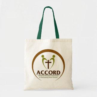 ACCORD Logo Tote Bag