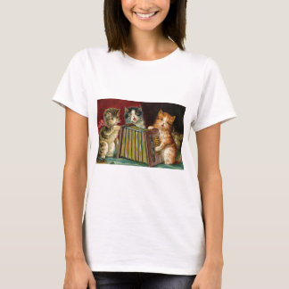 Accordeon Kittens T-Shirt