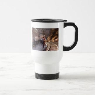 Accordian - el individuo y la caja de apretón taza