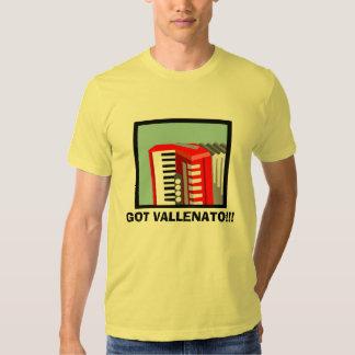 accordian, GOT VALLENATO!!! T Shirt