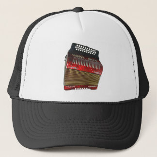 Accordian Trucker Hat