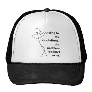 According to my Calculations Trucker Hat